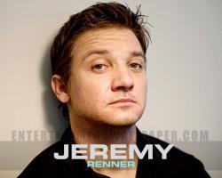 Jeremy Renner Jeremy Renner ;)