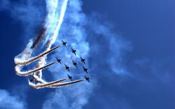 Jet Fighter Air Show