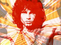 Jim Morrison Pop Graphic by ashleeeyyy ...