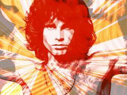 Jim Morrison Pop Graphic by ashleeeyyy ...