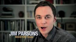 Jim Parsons talks Texas Oil energy ...