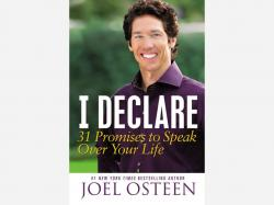 I Declare: 31 Promises to Speak Over Your Life by Joel Osteen (Book)
