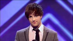 John Adams - Cannonball on X Factor 17/9/11