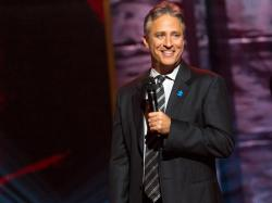 Jon Stewart 02 HD Wallpaper
