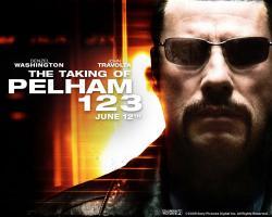The Taking Of Pelham 123 John Travolta
