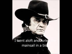 Johnny Cash Highwayman with Willie Nelson, Waylon Jennings & Kris Kristofferson With lyrics