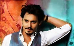 Johnny Depp Wallpapers WideScreen