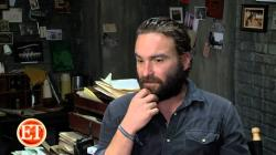 "Interviews with Johnny Galecki on ""CBGB"" set in Savannah"