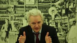Julian Assange speaks to EU Parliament