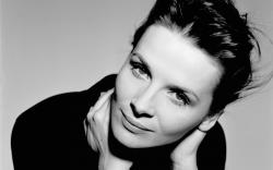 Juliette Binoche French Actress Artist Dancer Girl