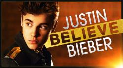 Justin Bieber Believe Wallpaper