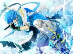 Vocaloids Kaito Vocaloid Wallpaper