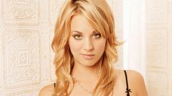 Kaley Cuoco tries to make her Fan's Wish true