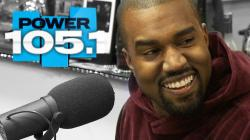 Kanye West Interview | The Breakfast Club Power 105.1 | February 20, 2015 | FULL INTERVIEW