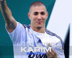 Karim Benzema Wallpaper - Original size, download now.