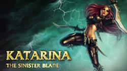 Katarina Champion Spotlight. League of Legends