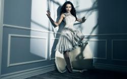 Katerina Graham Brunette Girl Actress Model