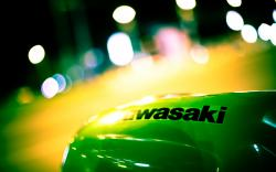 "Download the following Kawasaki Logo Wallpaper 22838 by clicking the orange button positioned underneath the ""Download Wallpaper"" section."