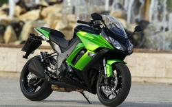 kawasaki Z1000sx Bike (2013) Latest HD Wallpaper