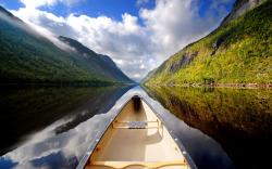 Kayak in the River (click to view)