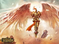 League Of Legends Kayle new pics
