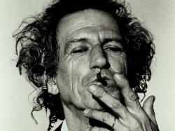 ... Keith Richards ...