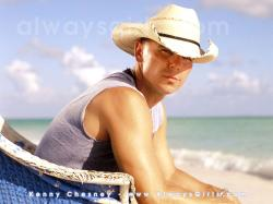 "Kenny Chesney Wallpaper - Right click your mouse and choose ""Set As Background"" to"
