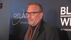 Hollywood star Kevin Costner came to town Thursday night.