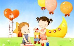 Kids Wallpaper 2799 1280x800 px
