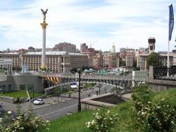 Kiev · Київ · Kiev, S, 2,847,200, Kiev