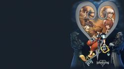 Kingdom Hearts Res: 1920x1080 HD / Size:523kb. Views: 79374