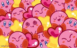 Kirby Wallpaper 1366x768: Nintendo Kirby Wallpaper Wallpaperup 1920x1200px