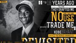 Kobe Bryant 'The Rookie Chronicles'