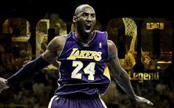 Kobe Bryant Points X