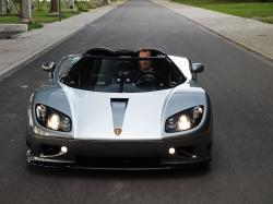 2011 Edo Competition Koenigsegg CCR Evolution - Front Speed - 1280x960 - Wallpaper
