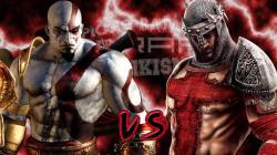 Kratos vs Dante. Épicas Batallas de Rap del Frikismo | Keyblade