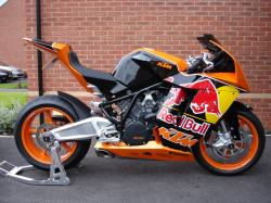 ... KTM 1190 RC8 R Red Bull Limited Edition #8