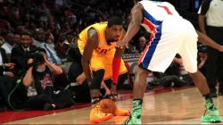 Phantom: Kyrie Irving's Beautiful Crossover