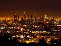 ... Los Angeles::Los Angeles Skyline | by mike_s_etc