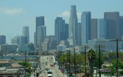 I do think the LA skyline is underrated. It's probably third in sheer size behind Chicago and NYC.