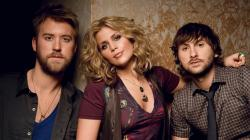 Lady Antebellum backdrop wallpaper