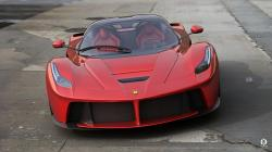 LaFerrari Front View by dangeruss
