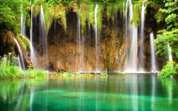 Lagoon Waterfall