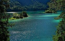 Lake bavaria grainau