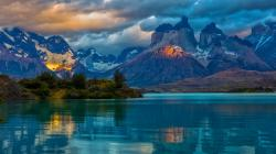 HD Wallpaper   Background ID:474204. 1366x768 Earth Lake