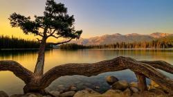 Lake Wallpaper HD