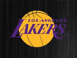 Lakers Logo Black Background Wallpaper Mate If You Like This Share It And Give Rating Awesome