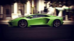 Lamborghini Aventador Game Race