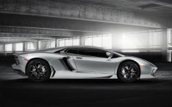 Car Lamborghini Aventador LP700-4