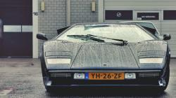 Lamborghini Countach Classic Car Photo